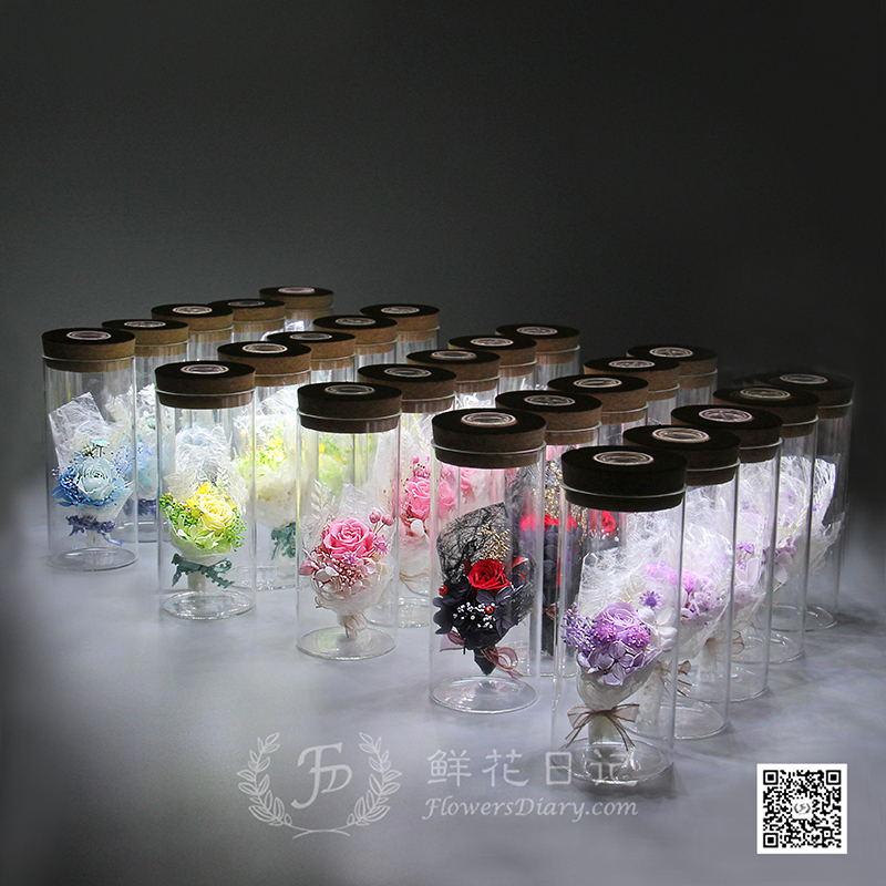 瓶中花--教师节花店采购方案