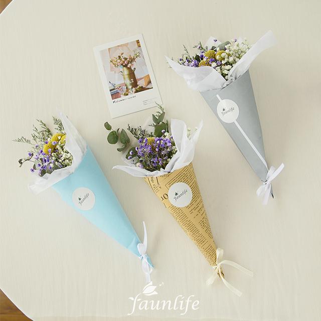 mini冰淇淋花束